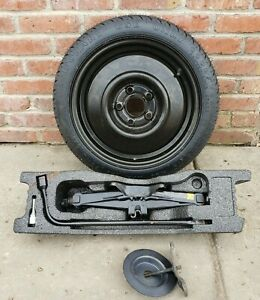 89 05 Chevy Cavalier Sunfire 14 Inch Spare Wheel Tire And Jack Kit 115 70 14