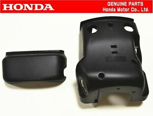 Honda Genuine Integra Dc5 Rsx Type R Steering Wheel Column Cover Set Oem