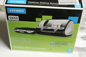 0450 Dymo Desktop Mailing Solution 450 Twin Turbo Label Writer Scale 1757160