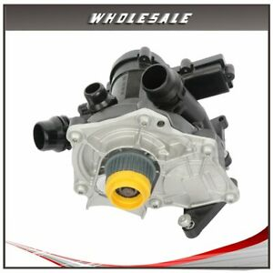 Thermostat W Water Pump For 2018 2017 2016 2015 2014 Volkswagen Beetle 2 0l