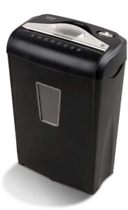 Aurora Au800ma 8 Sheet Micro cut Paper Shredder