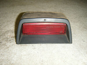 83 87 Chrysler New Yorker Turbo Third Brake Light Cover 3rd 2 2 Dodge 84 85 86