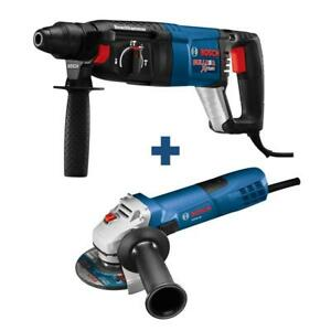 Bulldog Xtreme 8 Amp 1 In Corded Variable Speed Sds plus Concrete Rotary Drill