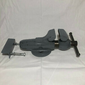 Wilton Bullet Machinist Bench Vise 3 1 2 Jaws 101020 Made Usa no Swivel Base