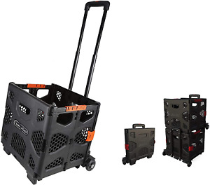 Olympia Tools 85 015 917 Pack n roll 85 015 Grand Fold Up Portable Dolly 150lbs