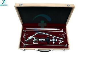 Leyla Brain Retractor Fixation System Neurosurgery Surgical Instruments By Mc