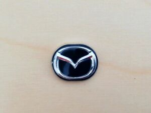 Oem Mazda Key Fob Remote Badge Logo Emblem 13mm X 11mm Self Adhesive
