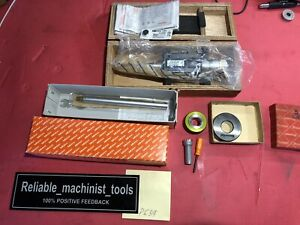 Mitutoyo Intrimik Bore Holtest Inside Micrometer 5 To 8 In W 2 Ring p639