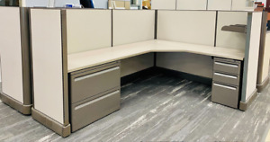 Herman Miller Ao2 Cubicle Office Modular Work Stations 6x6 6x8 s
