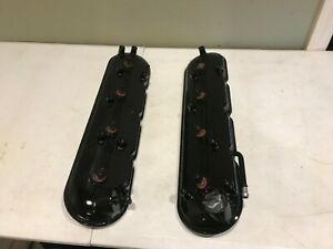 Ls3 Chevy Gm Lsx Factory Valve Covers Oem Used Painted Black Swap Hot Rod