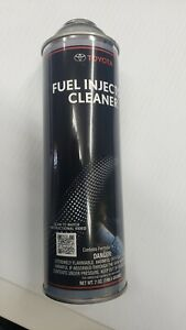 Toyota Pressurized Fuel Injector Cleaner 7oz
