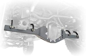 Rear Differential Skid Plate For Wrangler Jl Gladiator Jt With Dana 44