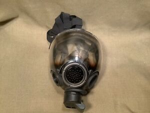 Msa Millennium Cbrn 40mm Gas Mask Size Medium Authentic Genuine Msa