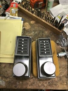 Simplex Ee11 1126d41 Push Button Lock entry And Egress