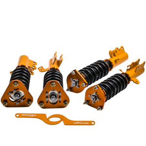 Racing Coilovers Kits For Toyota Celica Fwd 90 93 Adjust Height Shock Struts