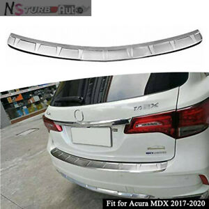 Outside Rear Bumper Molding Trim Guard Protector Fits For Acura Mdx 2017 2020