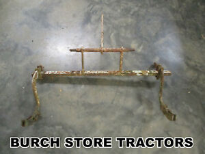 Sears Toolbar Cultivator For 3 Point Hitch Lawn Tractor Mower