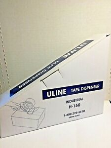 Uline Hand Held Tape Gun Industrial Dispenser H 150 New In Box
