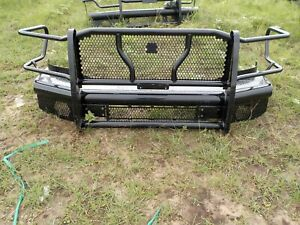 One Source Front Bumper 2247 Factory 2nd Dodge Ram 2500 3500 2006 2007 2008 2009
