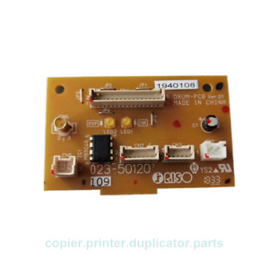 Drum Control Pcb 023 17178 Fit For Riso Rz 220 230 300 330 370 390 530 570