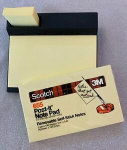 Post it Note Holder By 3m 5 1 4 X 4 1 2