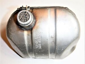 Predator 2000 Watt Inverter Generator Quiet Muffler Assembly Oem