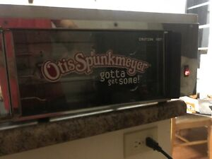 Commercial Convection Otis Spunkmeyer Cookie Oven W 3 Trays Os 1 Model works