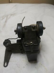 Vintage Mallory Magspark 12 Volt Hot Rod Ignition Coil Working