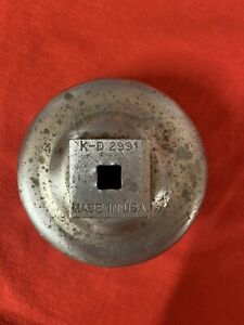 K d Tools 2991 3 8 Drive 3 5 8 92 Mm Oil Filter Wrench socket