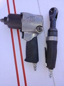 Ingersoll Rand Ir 231g 1 2 Impact Wrench Air Ratchet Used Working Condition