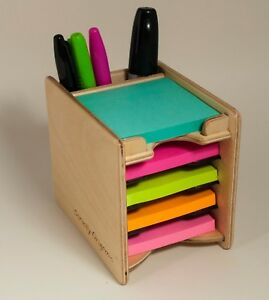 Sticky Notes Post it Pad And Pen Holder note Pads Not Included