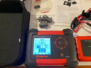 Wireless Snap On Eecs550a Battery Tester Compare To Mac Matco Cornwell