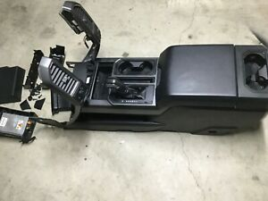 2015 To 2019 Ford F 150 F250 F350 Oem Black Center Console Kit Floor Shift