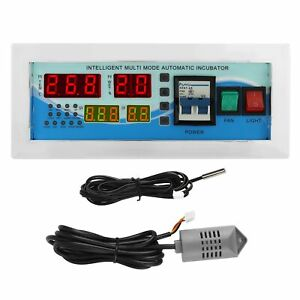 Auto Egg Incubator Digital Temperature Humidity Controller For Incubator Temp