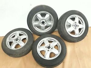 2002 2015 Mini Cooper R55 Tire Factory Wheel Set 175 65 R15 84h Oem