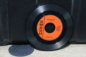 DICKEY LEE 45 RPM RECORD...SHY $1.00
