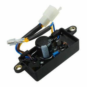 Automatic Voltage Regulator Avr For 2kw 4kw Gas Generator Accessories Parts