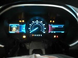 2015 Ford Edge Speedometer Cluster Mph