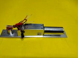 Electric Bolt Lock Ec235 1 Electric Bolt Lock With Led Free Worldwide Shipping