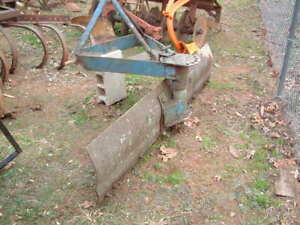 Scrape Blade 6 Ft 3 Point Hitch 20 40 Hp Tractor