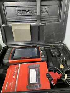 Snap On Solus Ultra 20 2 Diagnostic Full Func Scanner Dom Asia Eur