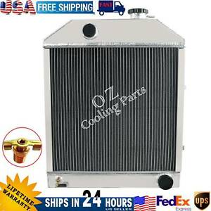 C7nn8005h Radiator Ford New Holland Tractor 2000 2600 3000 3500 3100 4000 4100