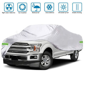 Pickup Truck Cover Waterproof Dust Resistant For Ford F150 Regular Cab 6 5 Box