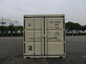 20 Ft One trip Container For Sale