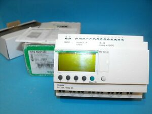 Schneider Electric telemecanique sr2 B201jd Compact Smart Relay Zelio Logic new