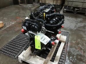 2013 2016 Ford Escape Engine Motor 1 6l Vin X 8th Digit Turbo