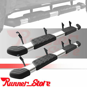 For 2007 2021 Toyota Tundra Double Cab 5 Oe Running Boards Bar Side Step S S