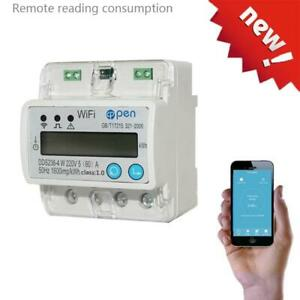 Wifi Smart Remote Control Switch Energy Digital Monitor Electricity Power Meter