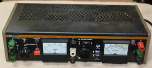 Bk Precision Model 1602 High Voltage Power Supply W Extra Modules Meters Parts