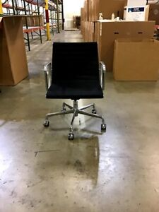 Herman Miller Eames Management Chair Authentic Office Designs Outlet